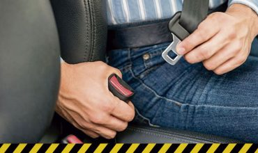 ¡Usa siempre el cinturón de seguridad!