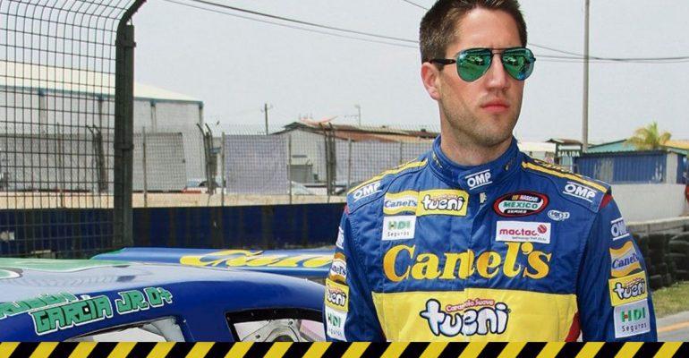 Canel´s Racing anuncia la llegada de Rubén García Jr. para la temporada 2018 de NASCAR PEAK México