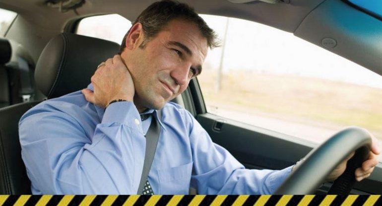 ¿Conoces la postura más cómoda y segura para manejar?