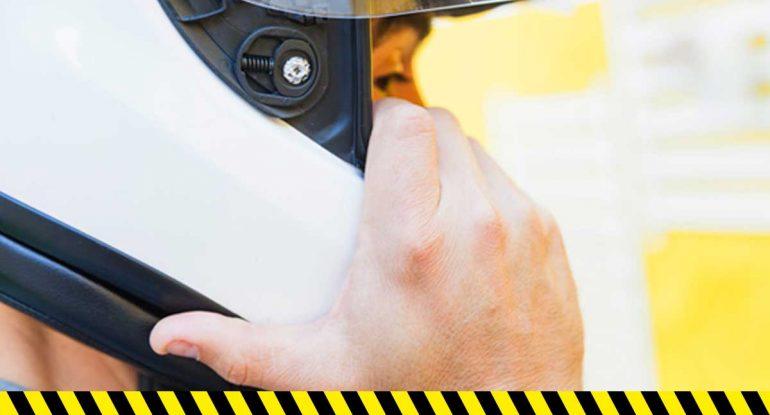 Lo que debes saber antes de comprar un casco para motocicleta
