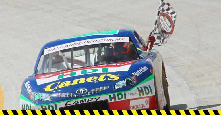Rubén García Junior se adjudicó la victoria en Aguascalientes