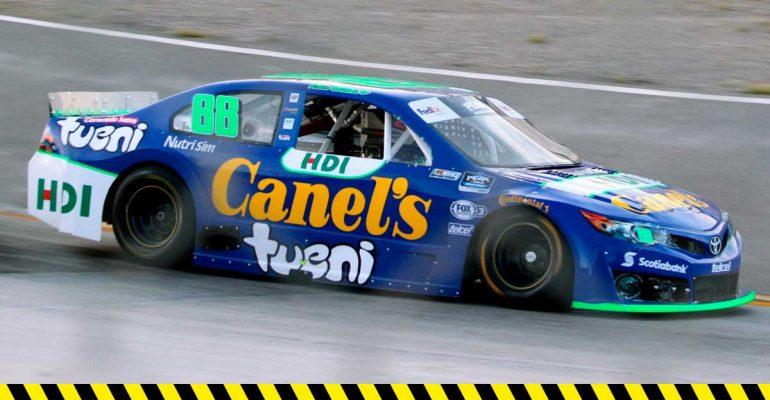 En Top 3 general Rubén García Jr. con Canel´s Racing con grandes expectativas para enfrentar NASCAR en Puebla