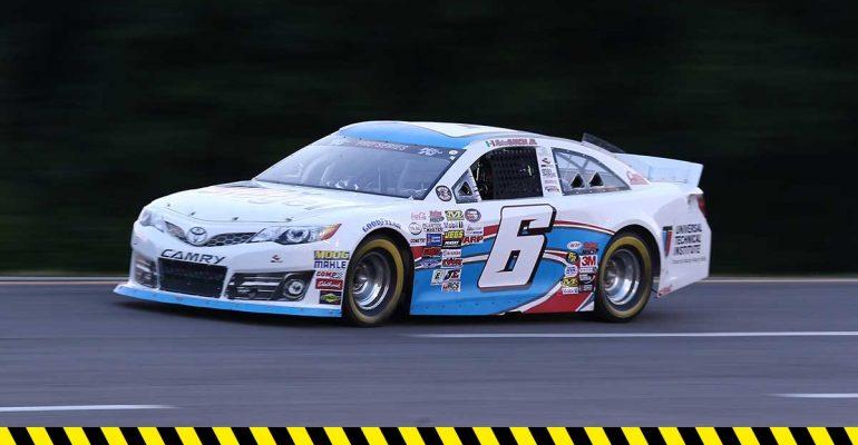 El líder de NASCAR México Correrá en Iowa y Aguascalientes este fin de semana