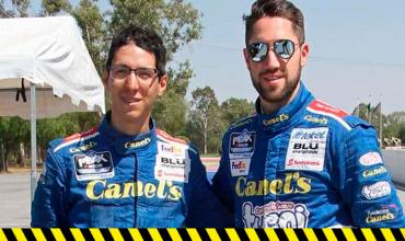 Rubén García Jr. ya está preparándose para la siguiente temporada de Nascar México 2019
